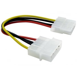0.18m Molex Power Extension Cable