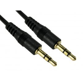 1.8m 3.5mm Stereo Cable (Retail Bagged)