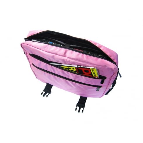 "15.4"" Pink Nylon Laptop Bag"