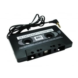 3.5mm Jack to Cassette Adapter