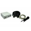 4 Port Metal Box with AV Modular Coupler kits (RJ45)