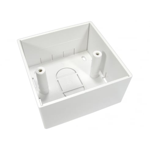 45mm Deep Single Back Box