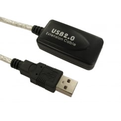 5m USB 2.0 Active Extension Cable