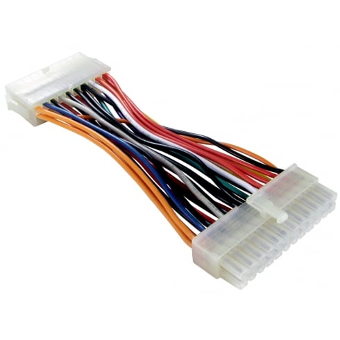 ATX Power Cable - 20 Pin Female to 24 Pin Male