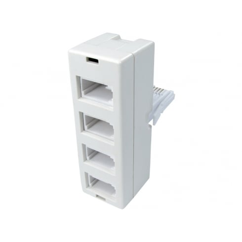 BT Four Port Splitter/Adapter
