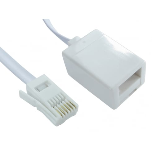 BT Male to Female Extension Cable