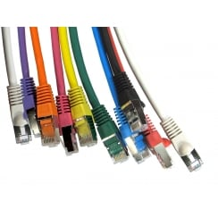 Cat6A Patch Cable