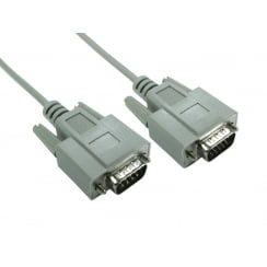 D9 to HD15 Monitor Cable