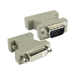 DVI-A (F) to SVGA (M) Adapter