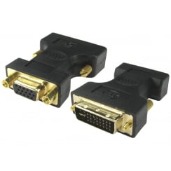 DVI-A (M) to VGA (F) Adapter