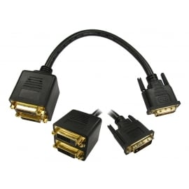 DVI-D (Digital) Splitter Cable