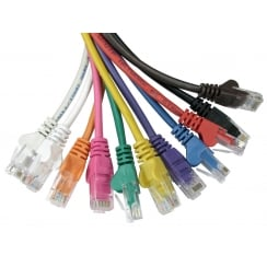 Economy 10/100 UTP Networking Cables