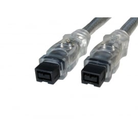 Firewire 9 Pin to 9 Pin Cable