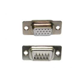 HD15 Female Connector (Solder Type)