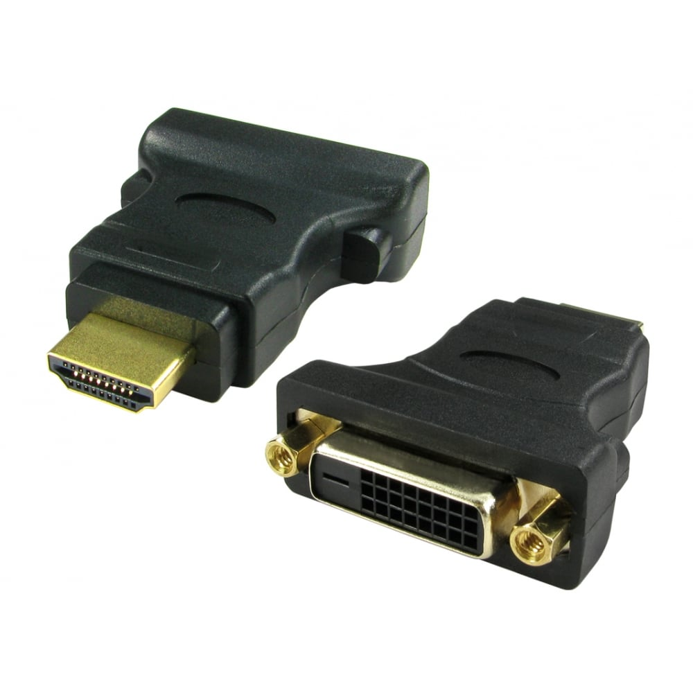 cables direct ltd hdmi to dvi d adapter. Black Bedroom Furniture Sets. Home Design Ideas
