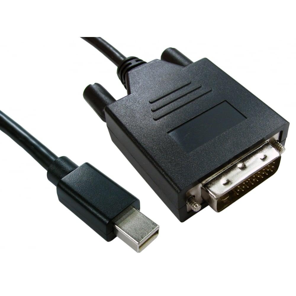 Cables Direct Ltd Mini Displayport M To Dvi M Cable