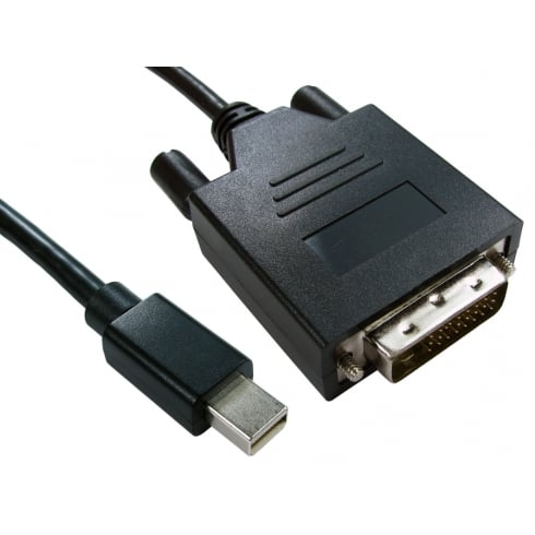 Mini DisplayPort (M) to DVI (M) Cable