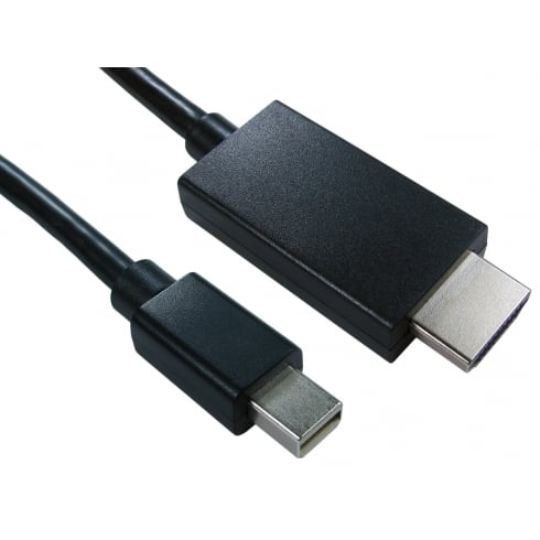 Mini DisplayPort (M) To HDMI (M) Cable