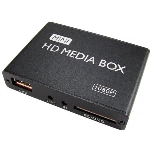 Cables Direct Ltd Mini HD Media Box