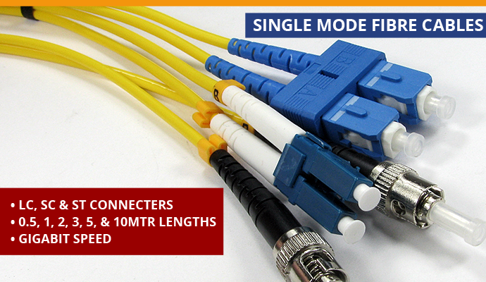 Single Mode Fibre