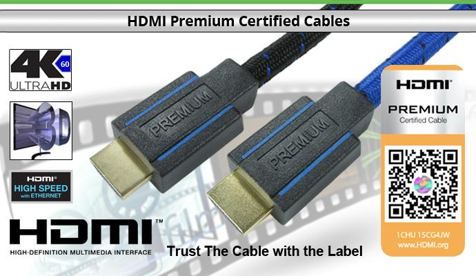 Premium HDMI