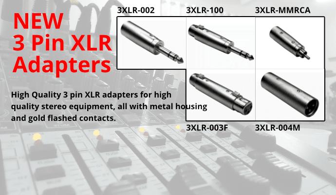 XLR Adapters