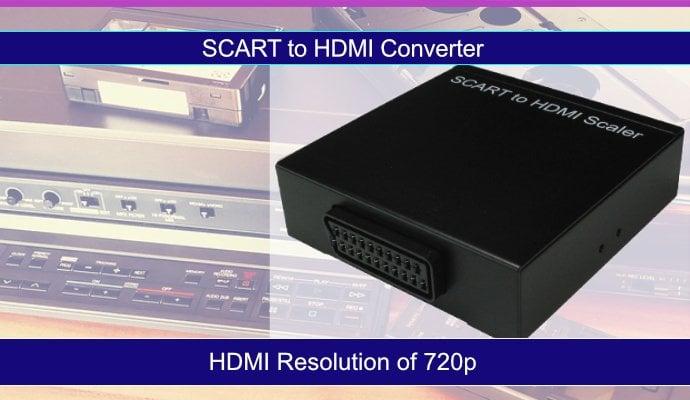 SCART-HDMI