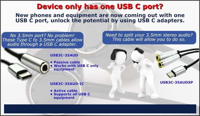 USB C Again
