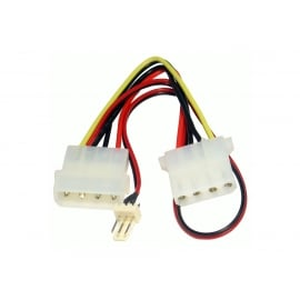 Molex Extension with Fan Power