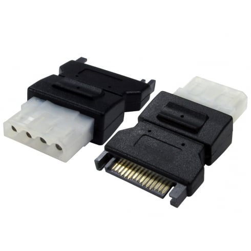 Molex to SATA Power Adapter