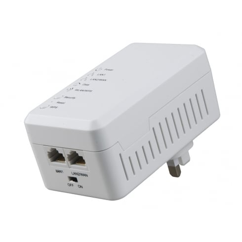 NEWlink 500Mbps Wireless Powerline Adapter