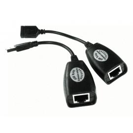 NEWlink 50Mtr USB 1.1 Extender Over Cat5e