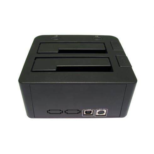 NEWlink Dual SATA HDD Docking Station - USB2.0 Interface