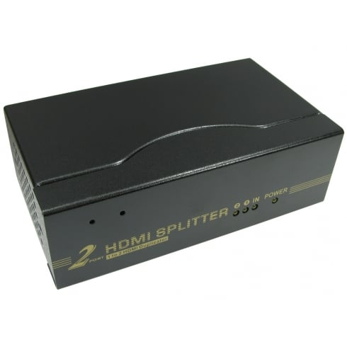 NEWlink HDMI Splitter with 3D support