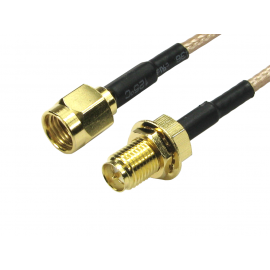 Reverse SMA Extension Cable