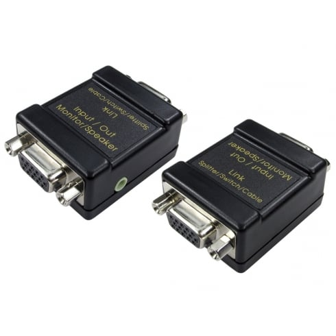 NEWlink SVGA Extender with Audio