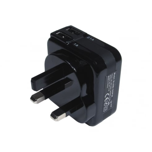 NEWlink Two Port USB Charger (3.1 Amp)