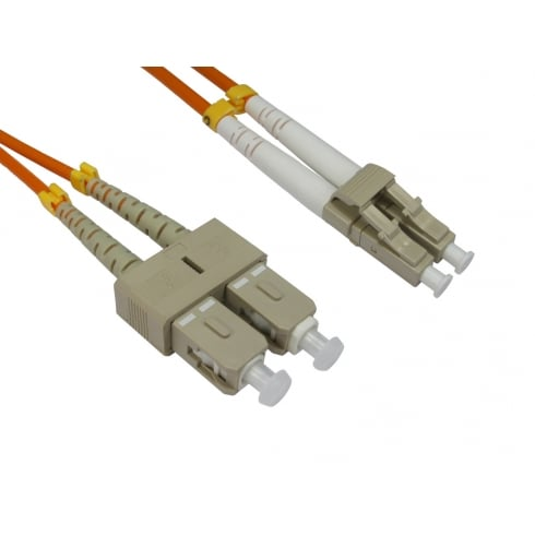 OM2 Fibre Optic Cable LC - SC (Multi-Mode)