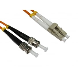 OM2 Fibre Optic Cable LC - ST (Multi-Mode)