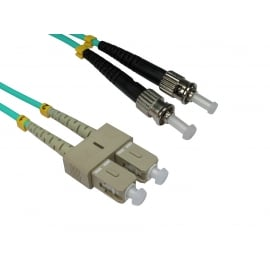OM3 Fibre Optic Cable ST-SC (Multi-Mode)