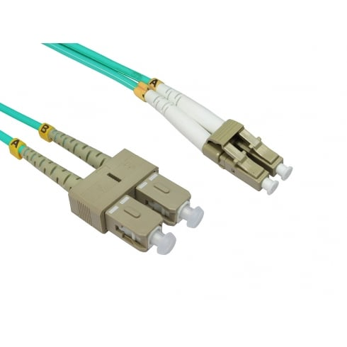OM4 Fibre Optic Cable LC-SC (Multi-Mode)