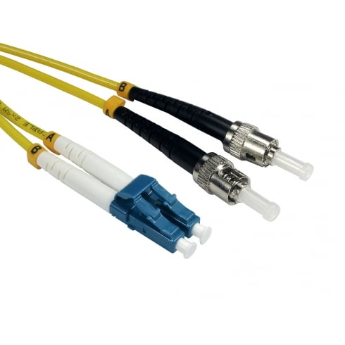 OS2 Fibre Optic Cable LC - ST (Single Mode)