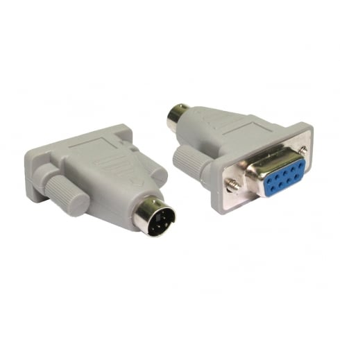 PS/2 to Serial Mouse Adapter