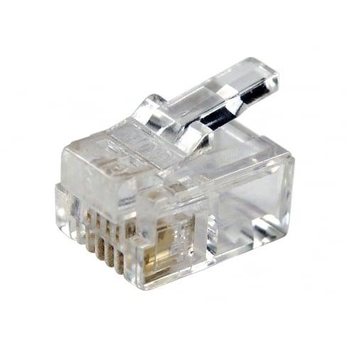 RJ11 Plug (6P4C)