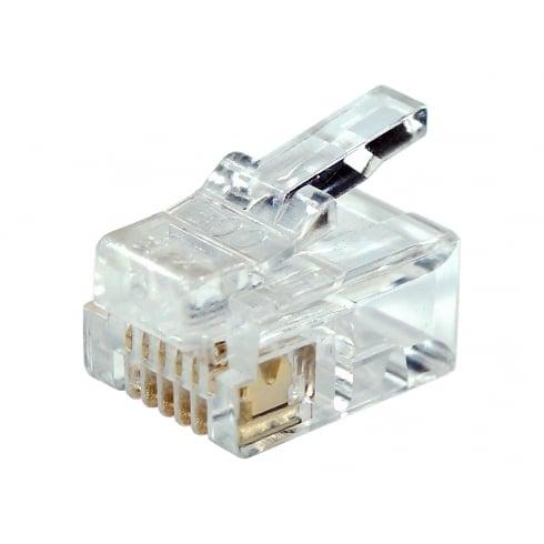 RJ12 Plug (6P6C)