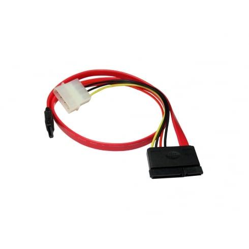 SATA v2 Combo Power & Data Cable