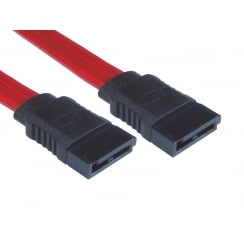 SATA v2 Data Cable - Straight to Straight