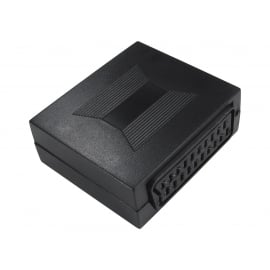 SCART Coupler - Gold Flashed Contacts