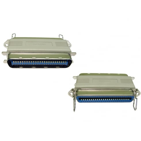 SCSI 1 50 Pin Centronic M to F Adapter