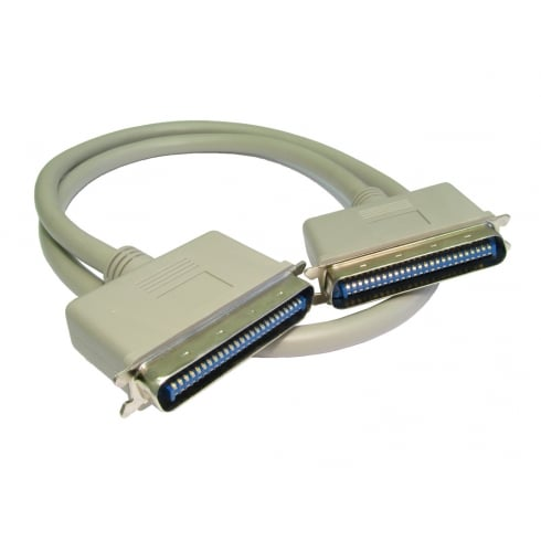 SCSI 1 50 Pin Centronic M to M Cable